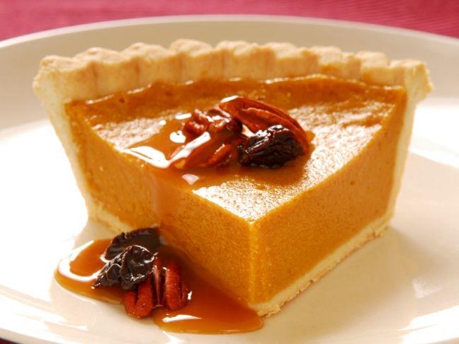 Salted Caramel Pumpkin Pie Recipe - Momtastic