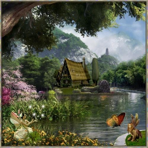 Fairytale Settings
