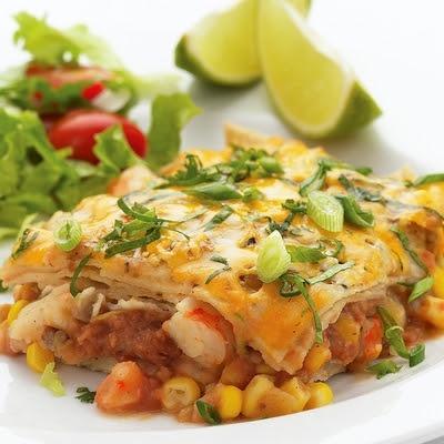shrimp enchiladas-verde | recipes to try | Pinterest