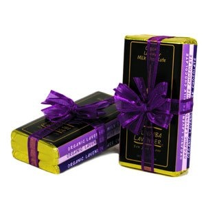 Lavender Chocolate Bars Recipes — Dishmaps