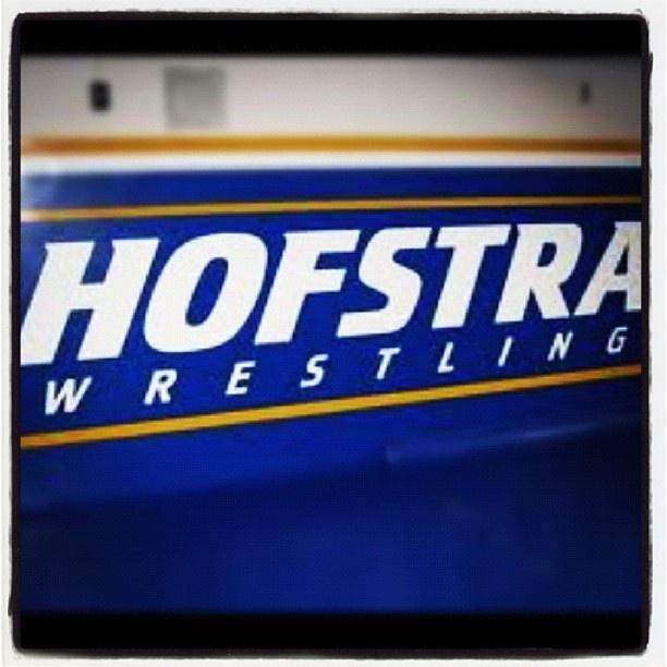 Chillin in Hempstead #hofstra #wrestling #newyork - @c23g- #webstagram