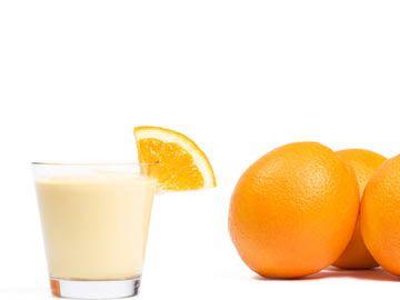 Creamy Orange Smoothie | Smoothies | Pinterest