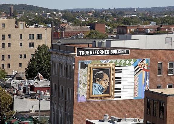 Pin by james neal on jazz pinterest for Duke ellington mural