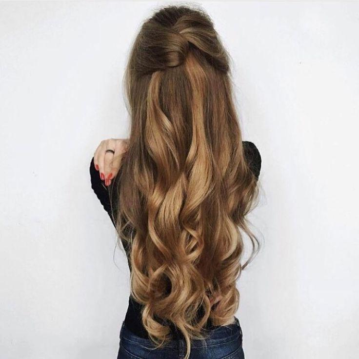 Long blonde curly hair tumblr