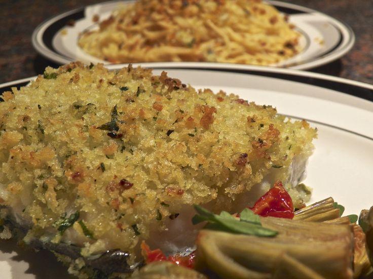 Baked Haddock | pam's kitchen | Pinterest