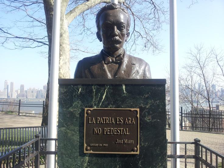 LA PATRIA ES ARA NO PEDESTAL ~ José Martí