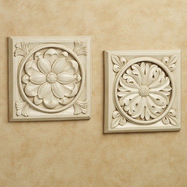 Lockhart Medallion Wall Plaque Set Home Decor Pinterest