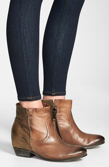 MJUS 'Easton' Hidden Wedge Bootie | Nordstrom