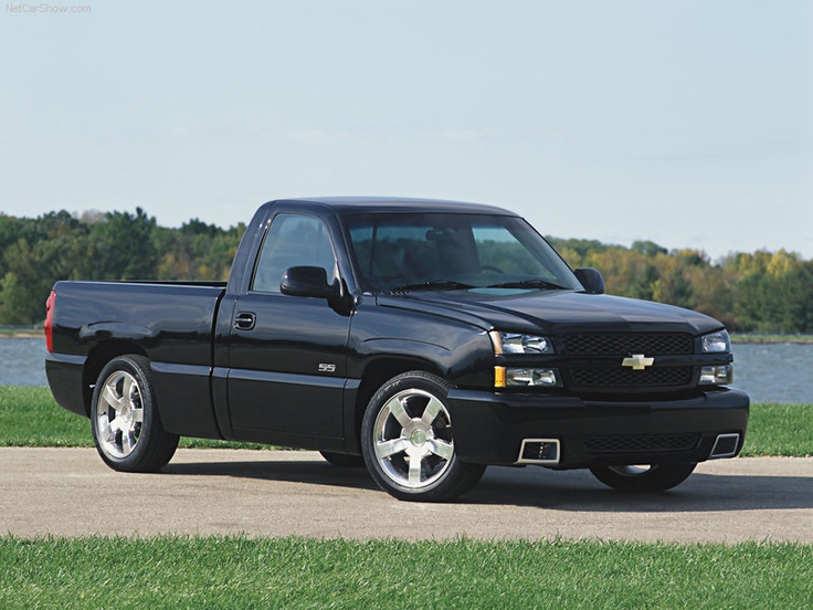 2003 chevy silverado ss trucks and cars pinterest. Black Bedroom Furniture Sets. Home Design Ideas