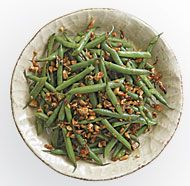 Green Beans with Smoked Paprika and Almonds | Recipe