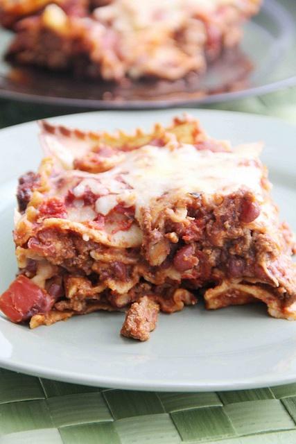 Tex-Mex Lasagna | Reccipes | Pinterest