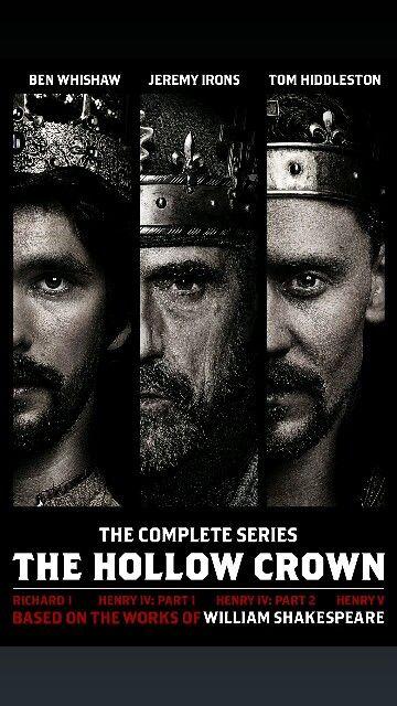Richard Hollow Crown DVD