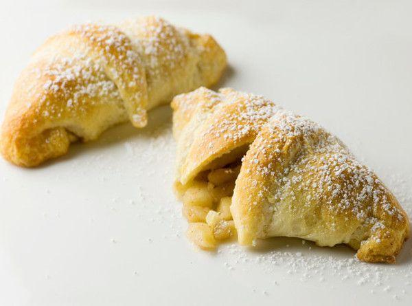 Easy Mini Apple Pies | Nom | Pinterest