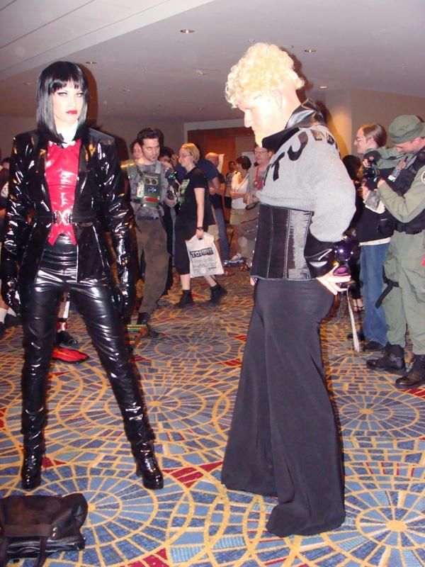 Mugatu and Katinka from Zoolander | costumes | Pinterest