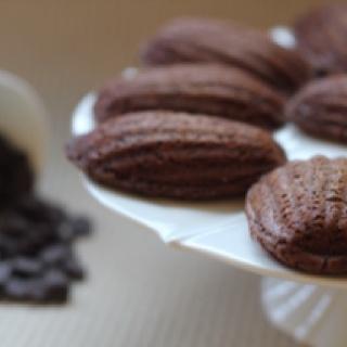 Gluten free chocolate madeleines | Gluten Free Life | Pinterest