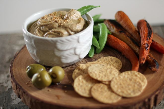 Baba Ghanoush | Recipes | Pinterest