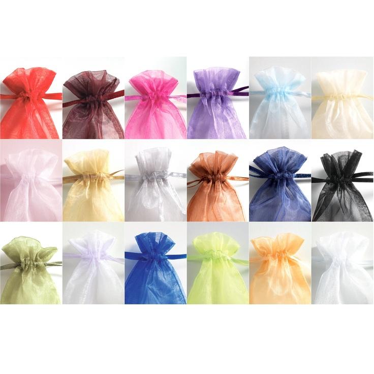 Organza Wedding Gift Bags Wedding Favor Bags