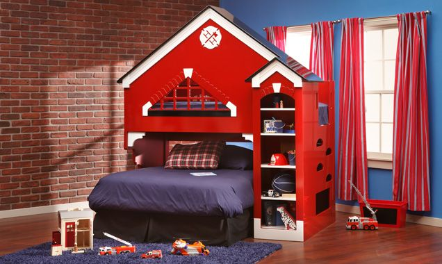 Fire Station Bunk Bed Hey Mtv Welcome To My Crib