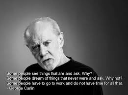 """how george carlins filthy words gave the government the power to regulate the media Okay, this is george carlin's infamous bit """"seven words you can never say on television, so please don't watch it at work that said, a bit of context: carlin, arch comic satirist and incisive social critic, originally performed this routine in milwaukee in 1972 carlin is deliberately ."""