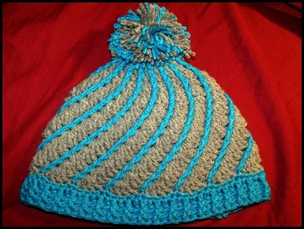 Crochet Hat Pattern Spiral : crochet hat pattern #crochet Crafts Pinterest