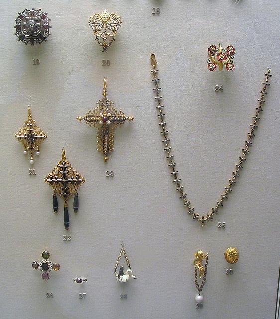 tudor jewelry jewels