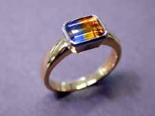 In case @Kevin Nixon is ever wondering what to get me for an anniversary . . . an orange and blue sapphire!