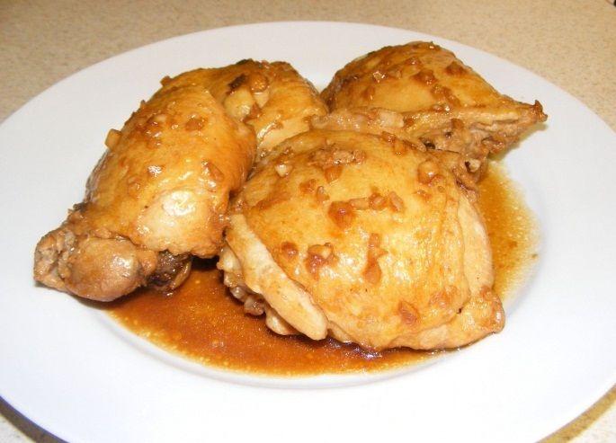 Chili Garlic Chicken Legs Recipe | Main Courses | Pinterest