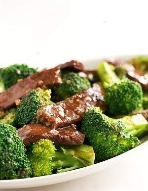 BEEF & BROCCOLI. | Favorite Recipes | Pinterest