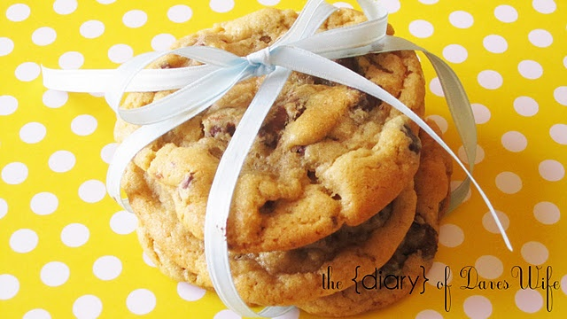 The Best Chocolate Chip Cookie Ever | Desserts, Sweets & Treats | Pin ...