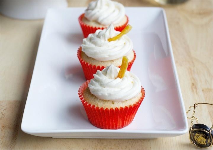 Mimosa Cupcakes | Recipes | Pinterest