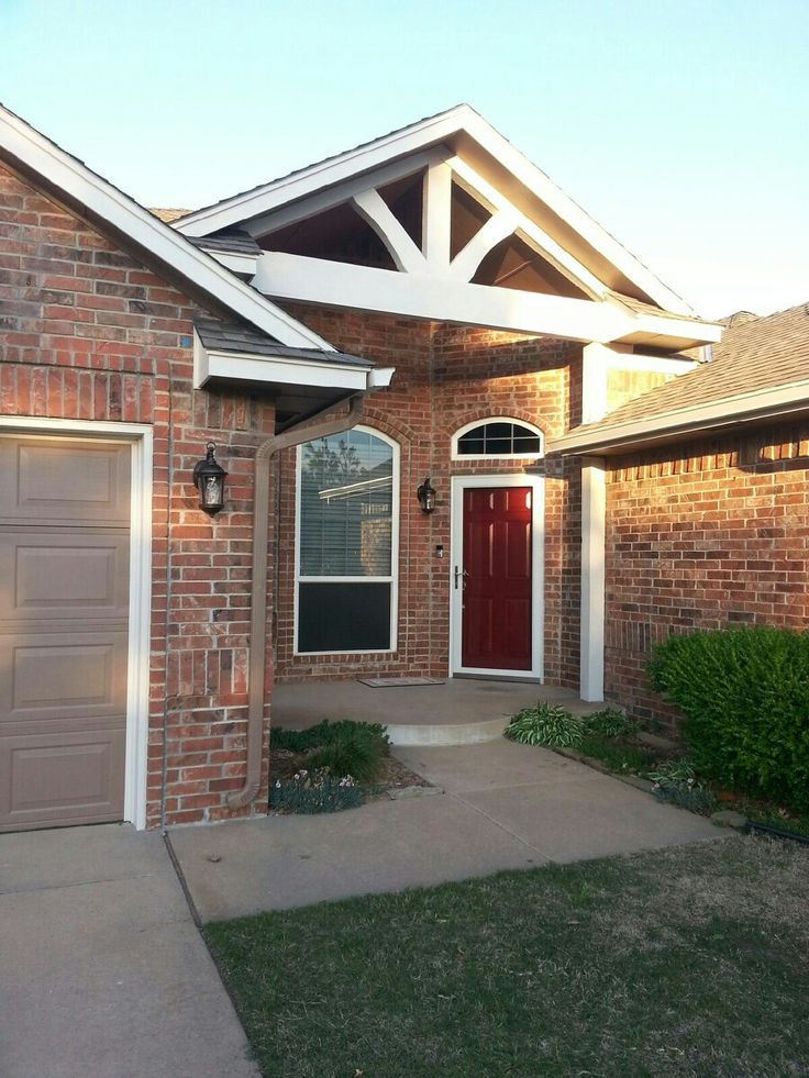 Best Color Palette Orange Brick Exterior Home Sherwin Williams Paint Body Sw 9083 Dusted Truffle 400 x 300