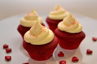 Valentine's Day Sweet Treats Cupcakes Party