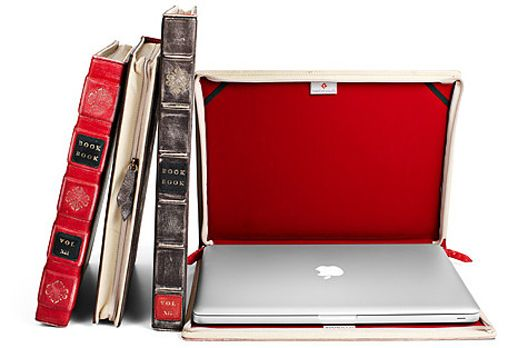 Book laptop covers