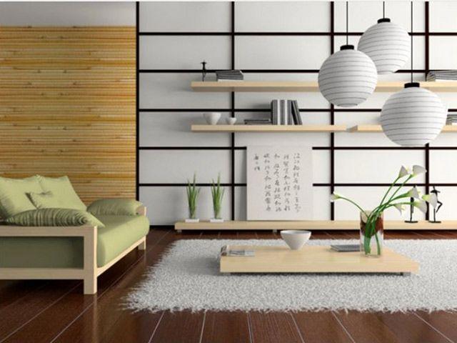 Japanese Minimalism Interiors Pinterest