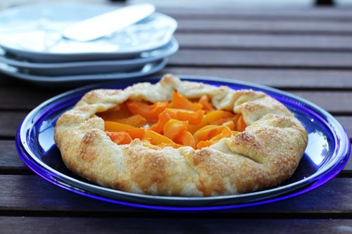 galette recipe yummly blueberry peach fruit salad blueberry peach ...