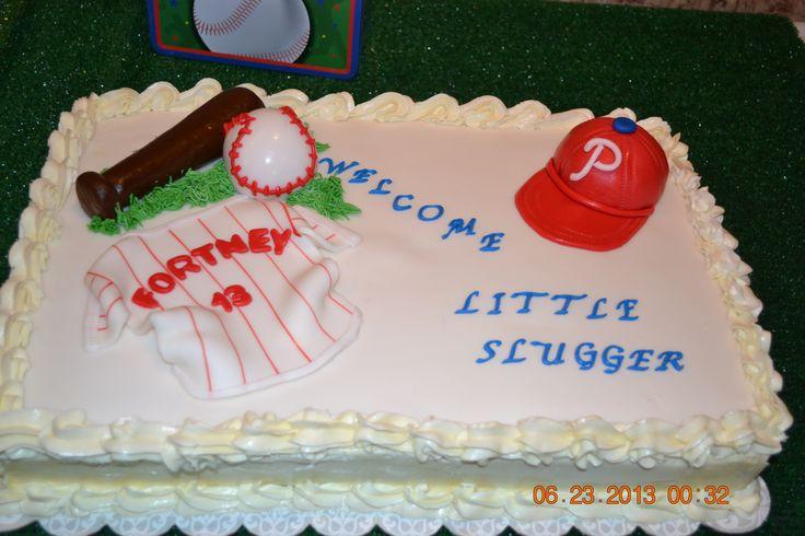 baseball baby shower cake baseball baby shower pinterest