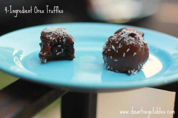 Easy Oreo Truffles | Recipe
