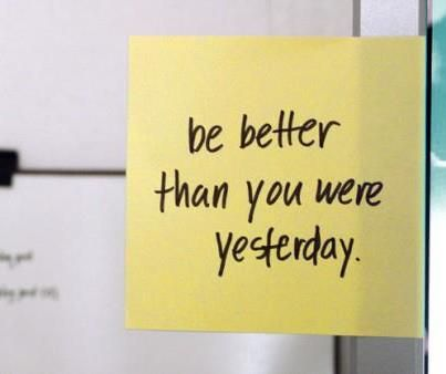 How to build confidence and achieve your goals: the post-it challenge