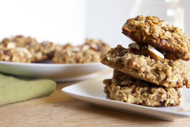sweetened with honey: marathon cookies | Recipes | Pinterest