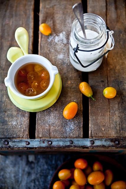 Kumquat Lemongrass Ice Cream Recipes — Dishmaps