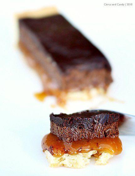 Chocolate Mouse Caramel Tart   Chocolate ADDICTION!!!!   Pinterest