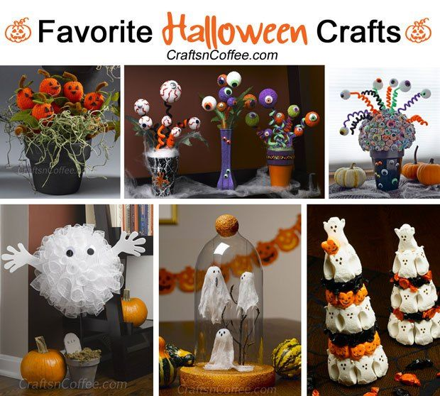 Pin By Craftsncoffee On Diy Halloween Crafts Pinterest