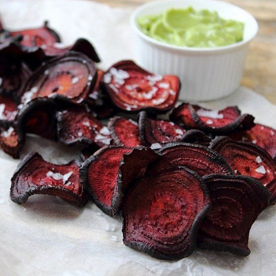 Baked Beet Chips Recipes — Dishmaps