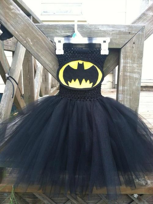 Diy batgirl costume with tutu - photo#12
