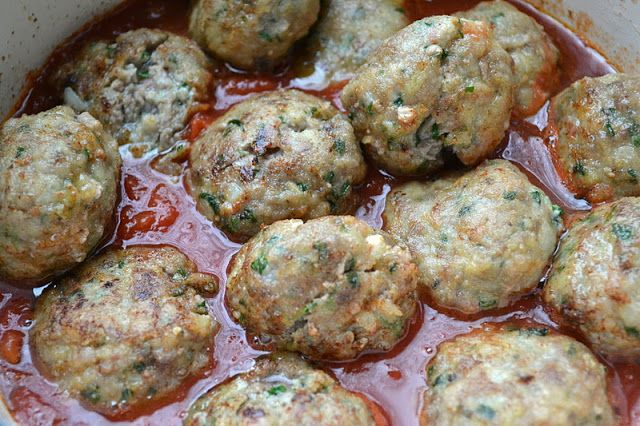The view from Great Island: Meatballs al forno: Nancy Silverton, #23 ...