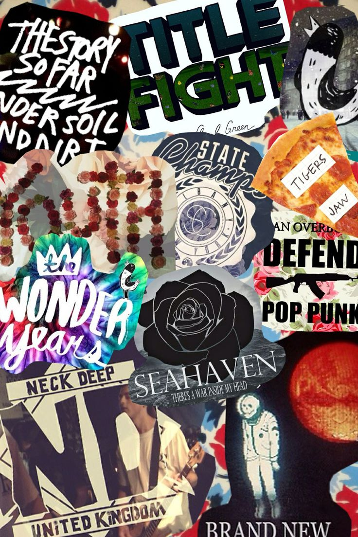 SO I really love pop punk and hardcore music, but I also absolutely ...: pinterest.com/pin/204350901816368911
