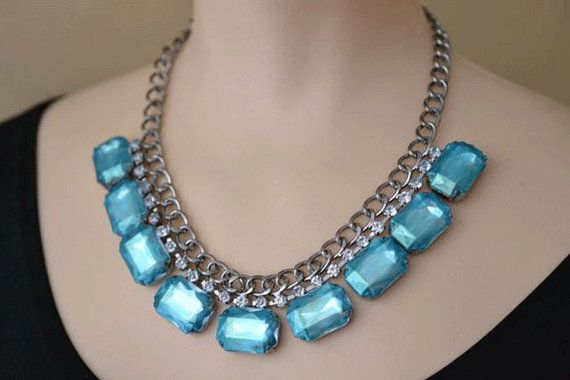Fun jewelry with great prices.. etsy find. Colorblockshop
