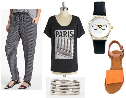 Ask cf: how can i dress laid-back but fashion-forward?