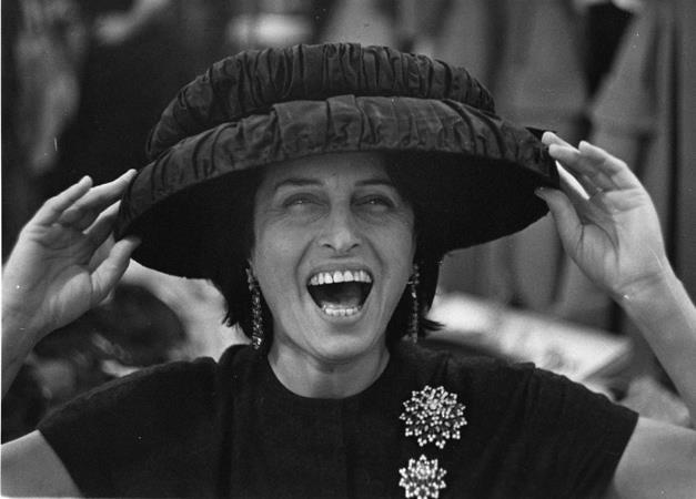 Anna Magnani e il Suo sorriso #