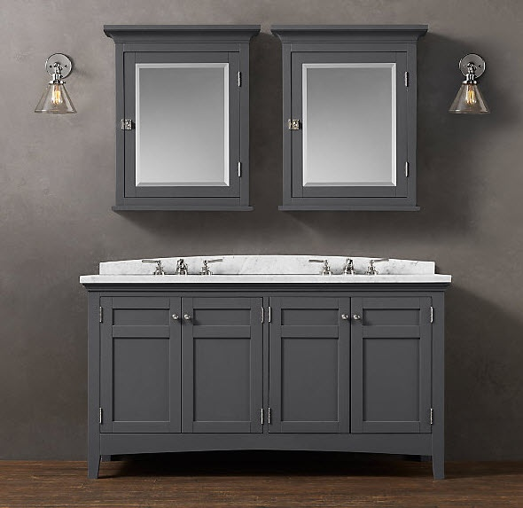 27 elegant restoration hardware bathroom vanities